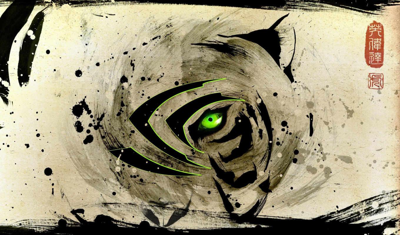 тигр, глаз, брови, logo, тигра, тату, will, you, тона, смотреть, totally, nvidia, stunning,
