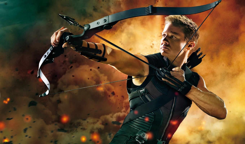 лук, стрелок, стрелы, мстители, robin, гуд, avengers, дата, hawkeye,