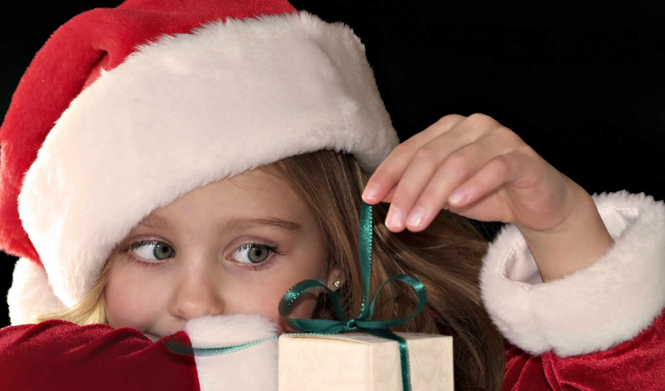 christmas, new, year, girl, подарок, праздник, download, дети, box, baby,
