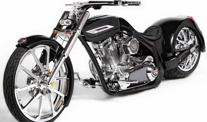 bike, chopper, black, тюнинг, колеса, руль, custom,