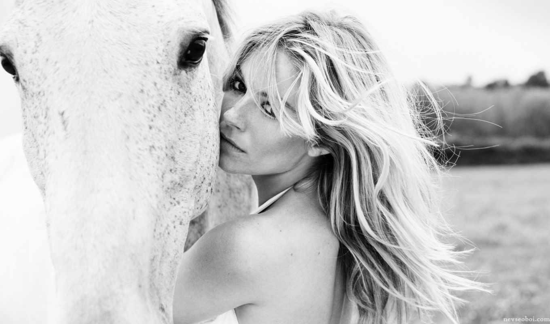 фотографии, девушки, лошади, девушка, красивые, мои,