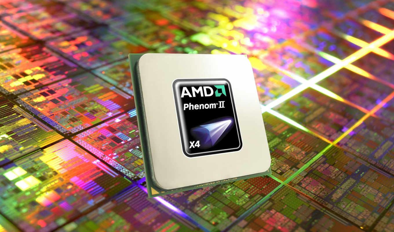 amd, phenom, процессоры,