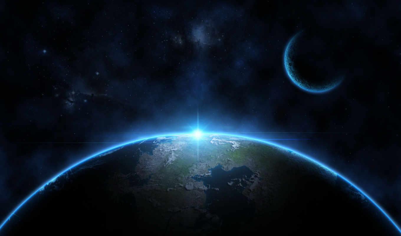 земля, space, sunrise, yarar, ay, işe, theme, bin, customization, солнца, science, луна,