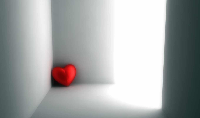 сердце, love, июнь, святого, валентина,