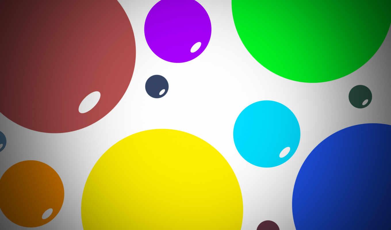 текстура, абстракция, мяч, abstract, blue, red, текстура, свет