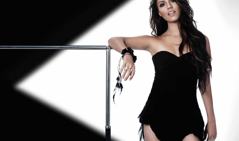 cilmi, gabriella, dress, brunettes, women, inch, black, часть, sexy,