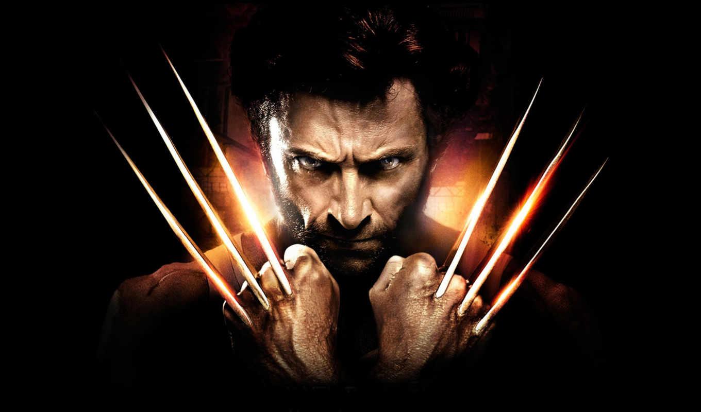wolverine, men, origins, superheroes, ногти,