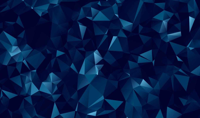 абстракция, коллекция, геометрия, abstract, рисунок, dark, зенит, polygonal, телефон