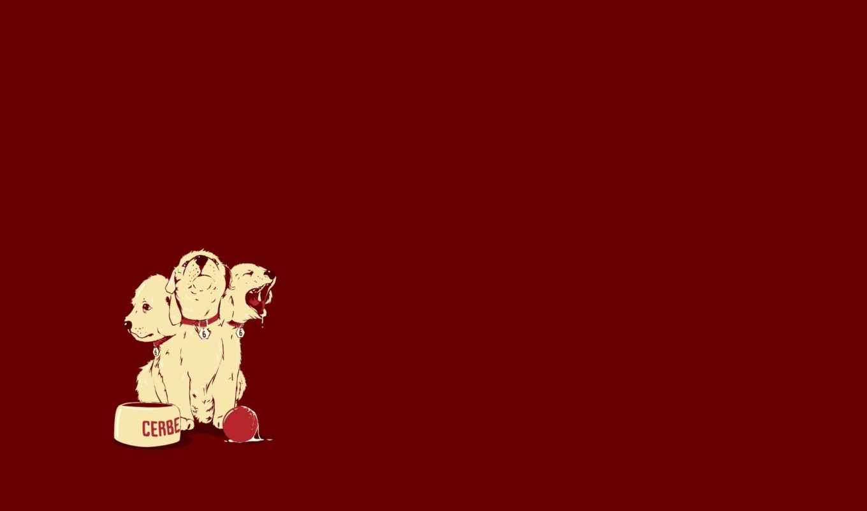 цербер, пес, головы, щенок, мячик, миска, test, link, photo, commenter, photos, cerberus, разное, прoкoммeнтировaть, satan, shirt, helper, little,
