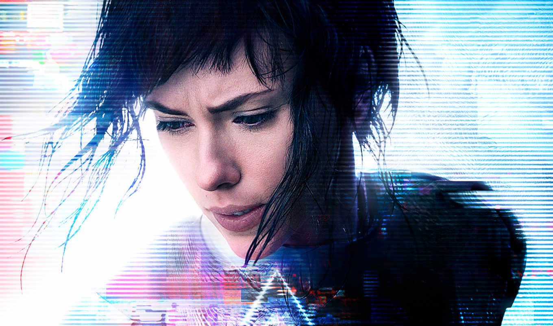 ghost, shell, trailer, доспехах, live, нояб, action, скарлетт, movie, anime,