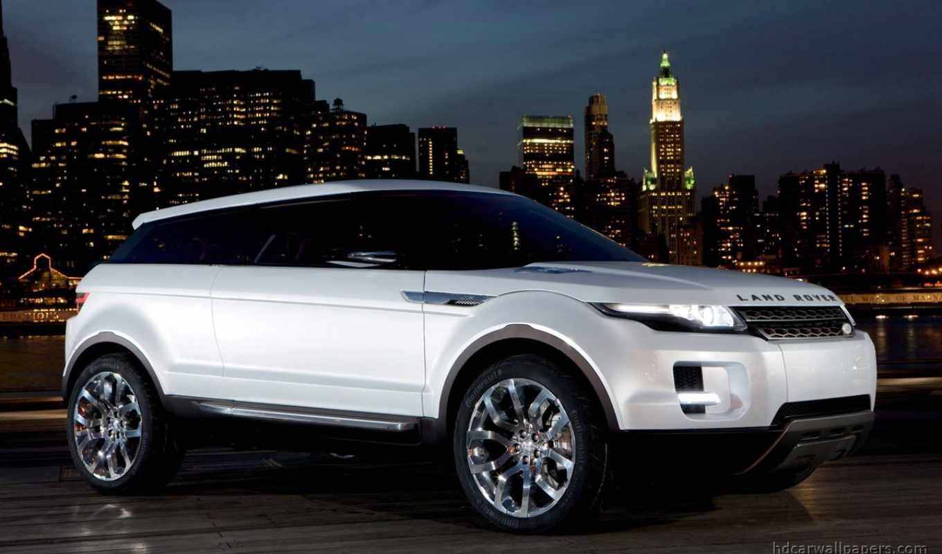 rover, land, range, evoque, car, lrx,