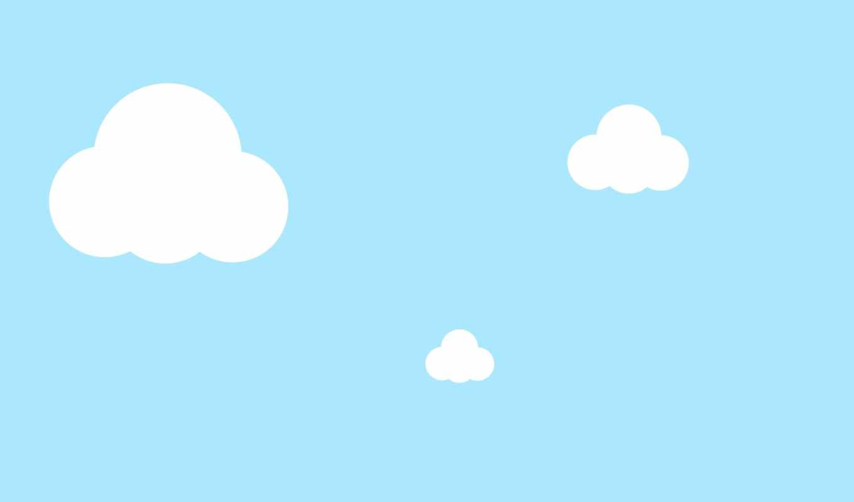 ,небо,облака,минимализм,