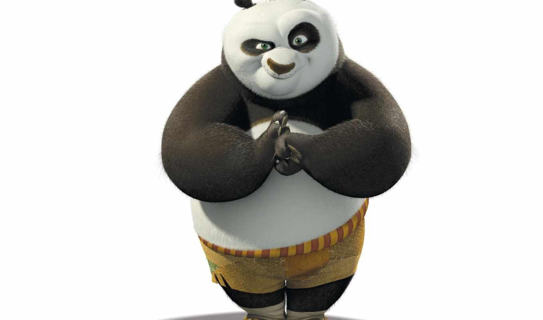 панда, кунг, boo, Кунг-фу,