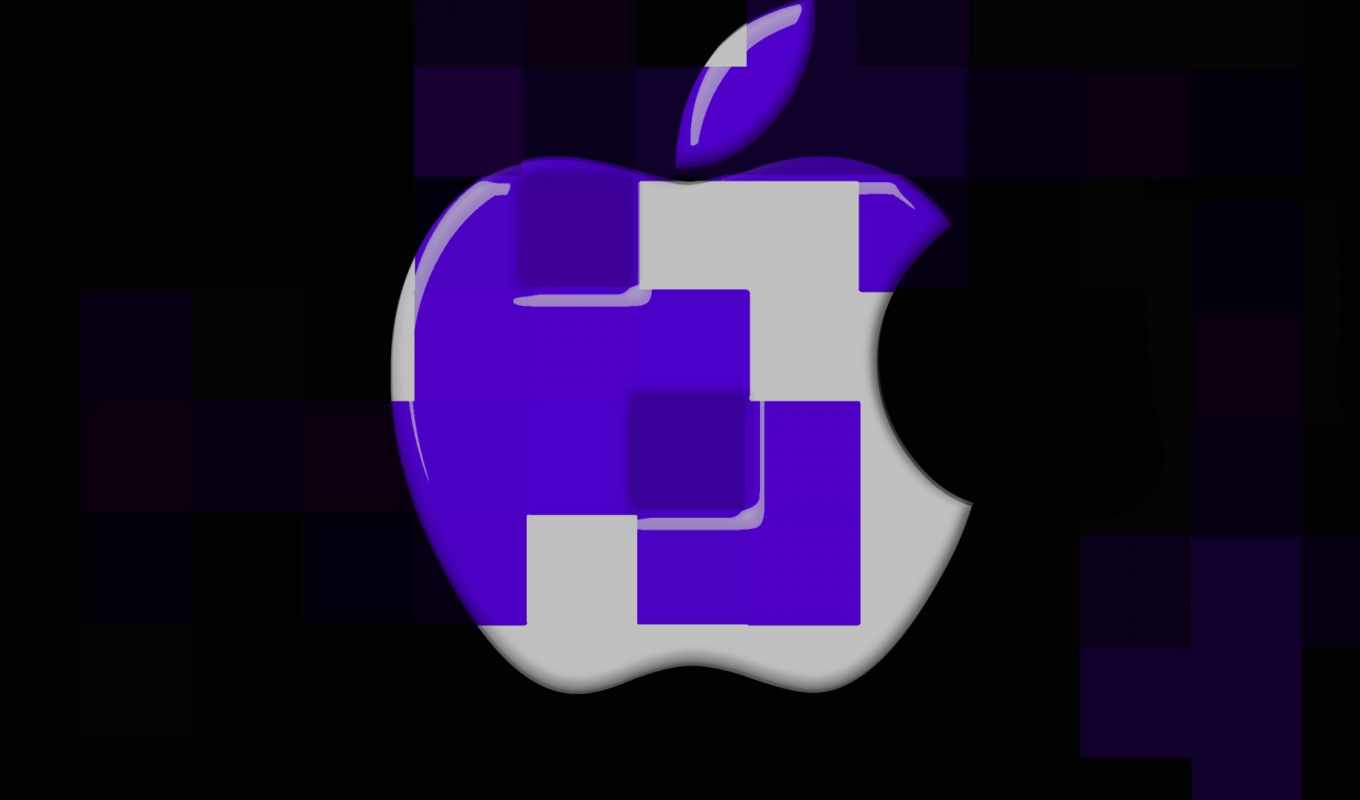 cubes, apple, mac
