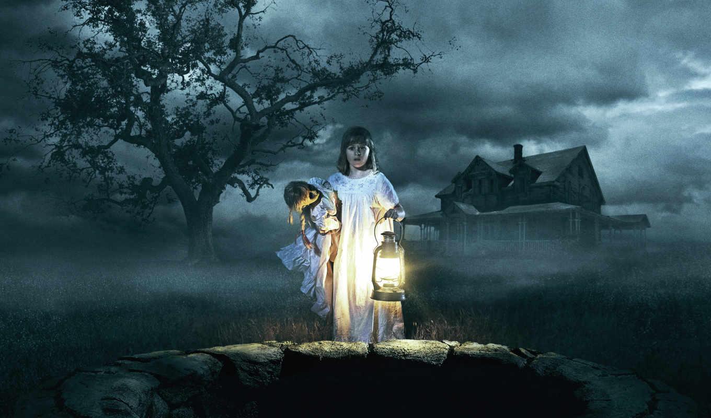 зла, origin, аннабель, curse, online, смотреть, ticket, кинотеатр, дочери, трагической, после,