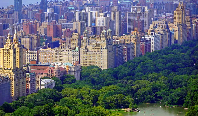 usa, нью, york, города, park, центральный, new, victorian,