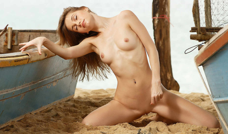пляже, голые, devushki, anya, gallery, free,