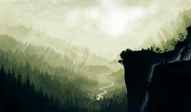 водопад, живопись, eti, можно, найти, быстро, тегам, следующим,