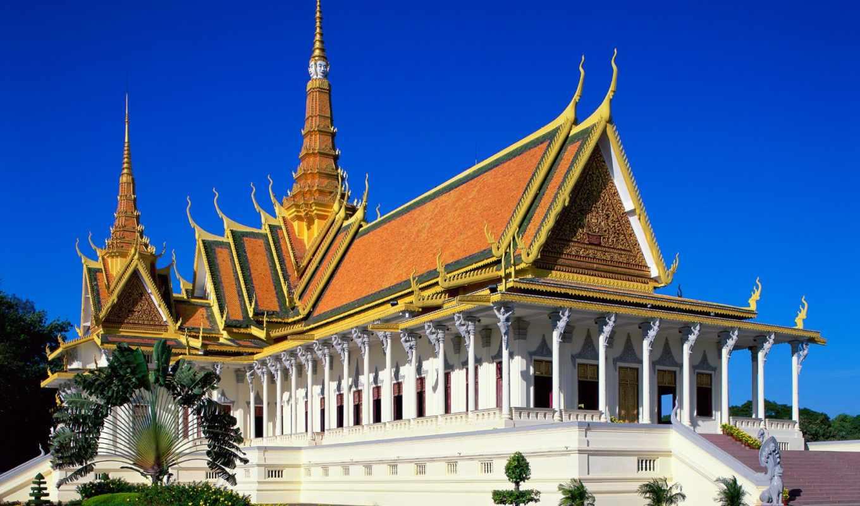 cambodia, дворец, туры, royal, камбоджу, мира, цены, penh, rub, phnom,