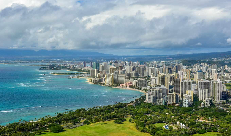 гонолулу, hawaii, аренда, квартира, пляж, state, vacation, condo