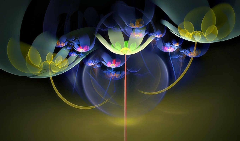 fractal, abstract, fantastic, flowers, eu, flower, light, best, mixed, www,