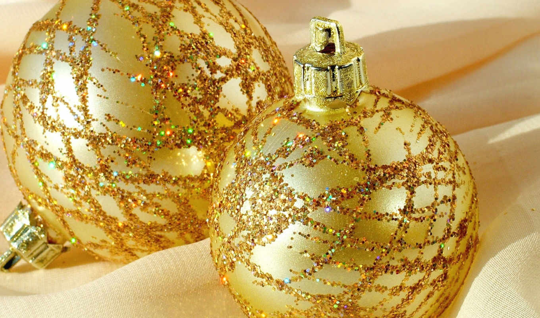 шары, праздник, новый, год, восторг, игрушки,