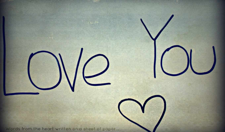 любовь, маркер, сердце, бумага