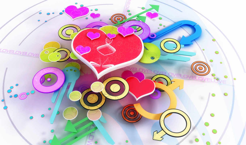 plochu, free, tapety, valentine, мар, день,