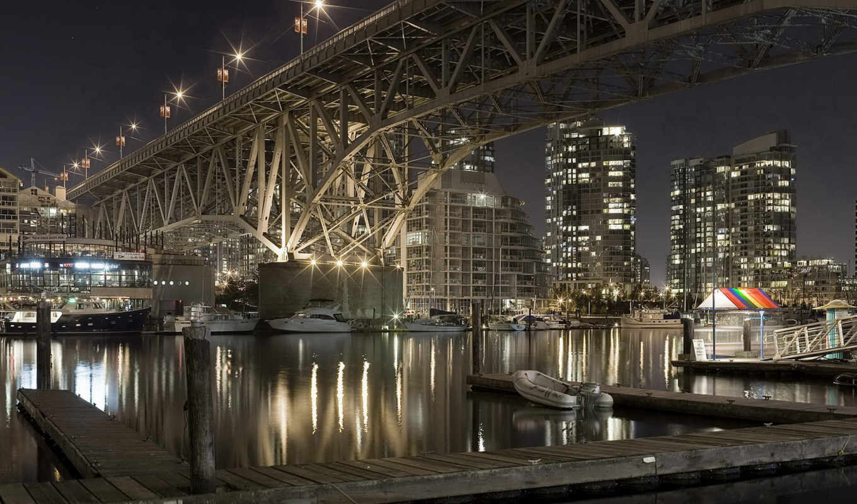 granville, река, free, desktop, город, street, ships,