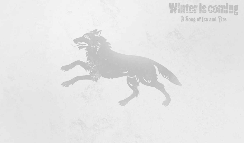 лютоволк, герб, direwolf, fire, sống, ice,