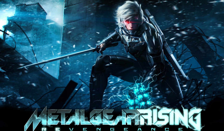 gear, металл, rising, revengeance,