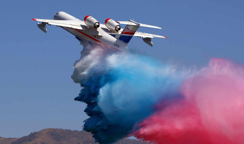 авиация, самолеты, гражданской, флаг, дым, кубок, mes, рсчс,