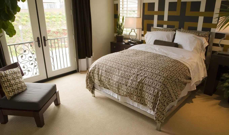 интерьер, комната, спальня, дизайн, стиль, мебель, кровать, кресло, home, балкон, designs, stylish, картинку, картинка, images,