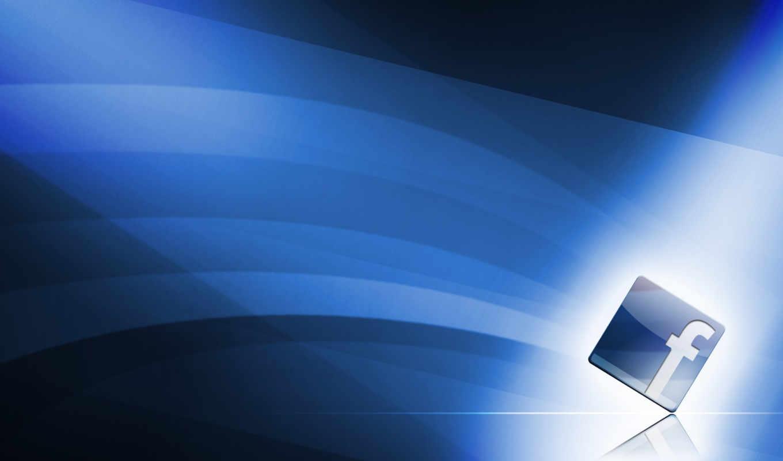 facebook, лого, линии, crystal,
