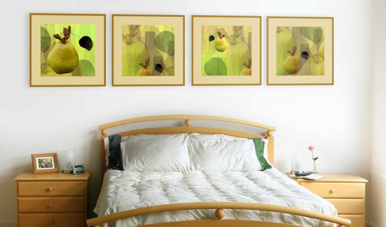 картины, dome, интерьере, картин, дома,