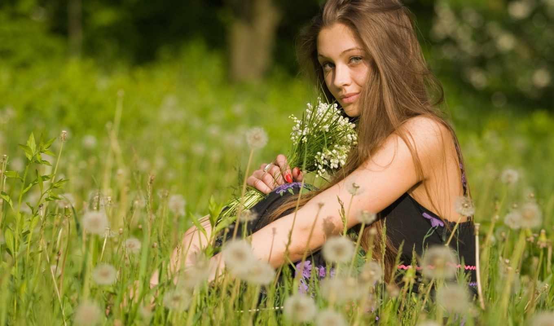 девушка, than, после, согласитесь, much, прекраснее, букетом, сигаретой, руках, цветы, цветами,