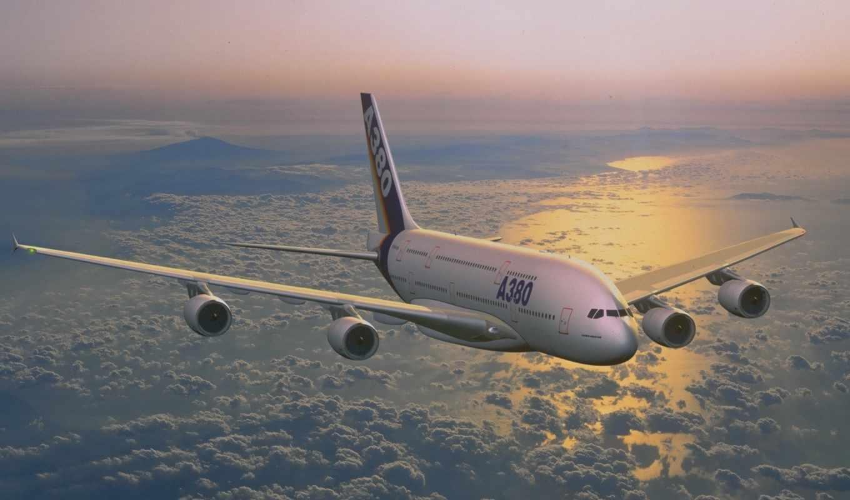 airbus, полет, облака, вечер, дымка, высота, лучи, iphone, закат,