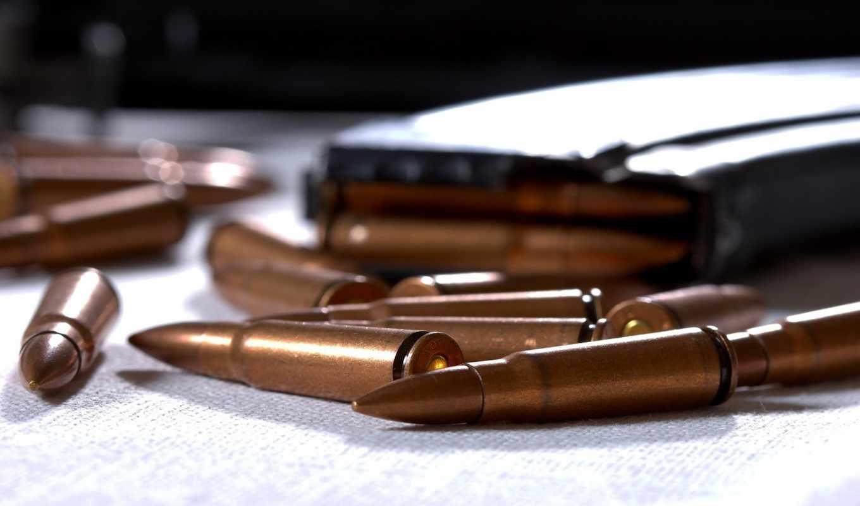 оружие, картинка, красиво, патрон, рожок, ammunition,