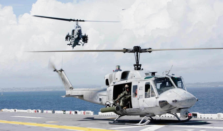 uh, bell, huey, ah, iroquois, вертолет, авиация, desktop, cobra,