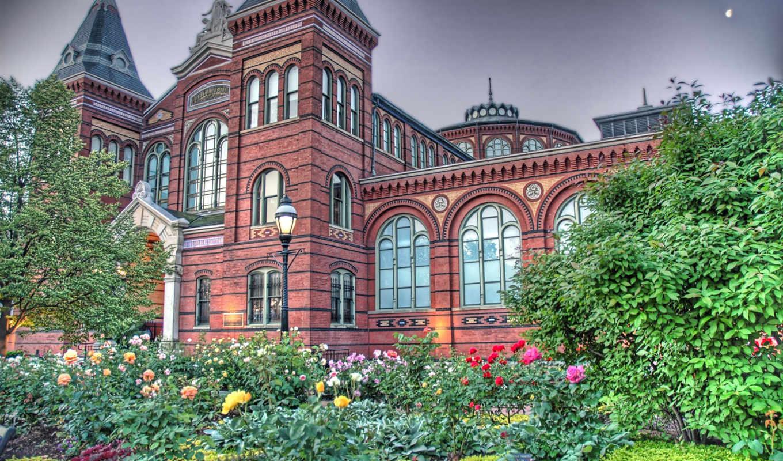 деревья, цветы, download, здания, пейзаж, дом, garden, resimleri, выберите, manzara, кнопкой, правой, мыши, пункт, высококачественные, здание, саду,