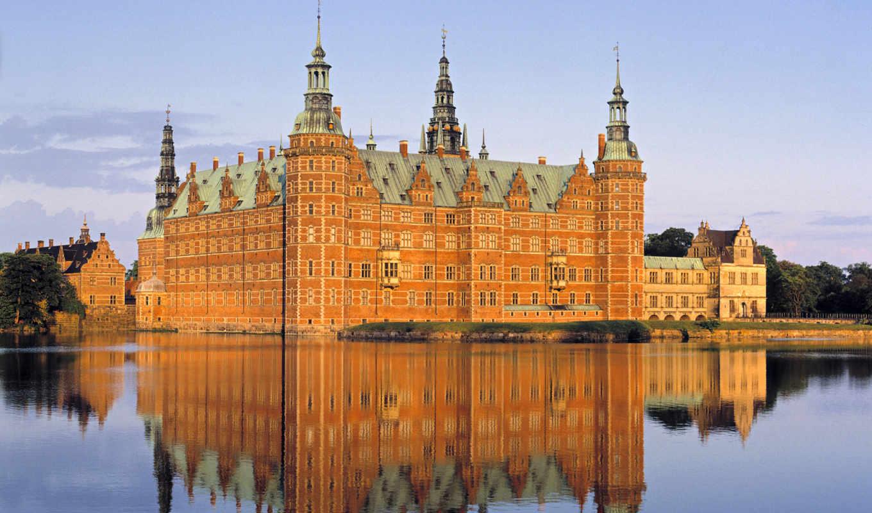 denmark, castle, souvenirs,