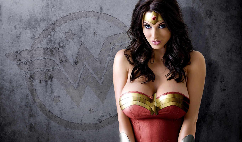 woman, wonder, alice, goodwin, cosplay,