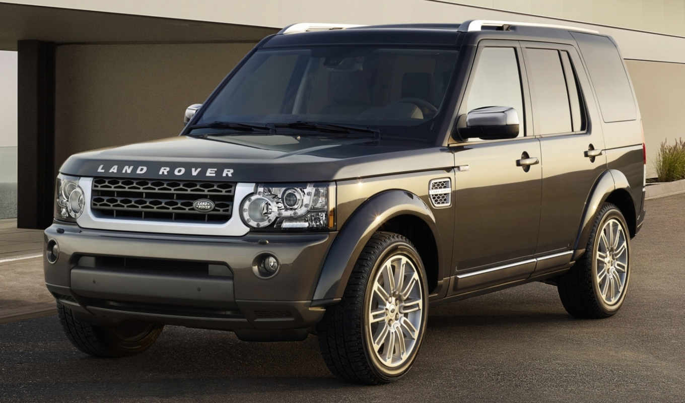 discovery, rover, land, 4x4,