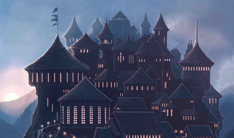 гарри, поттер, hogwarts, cover, castle, спина, new, more,