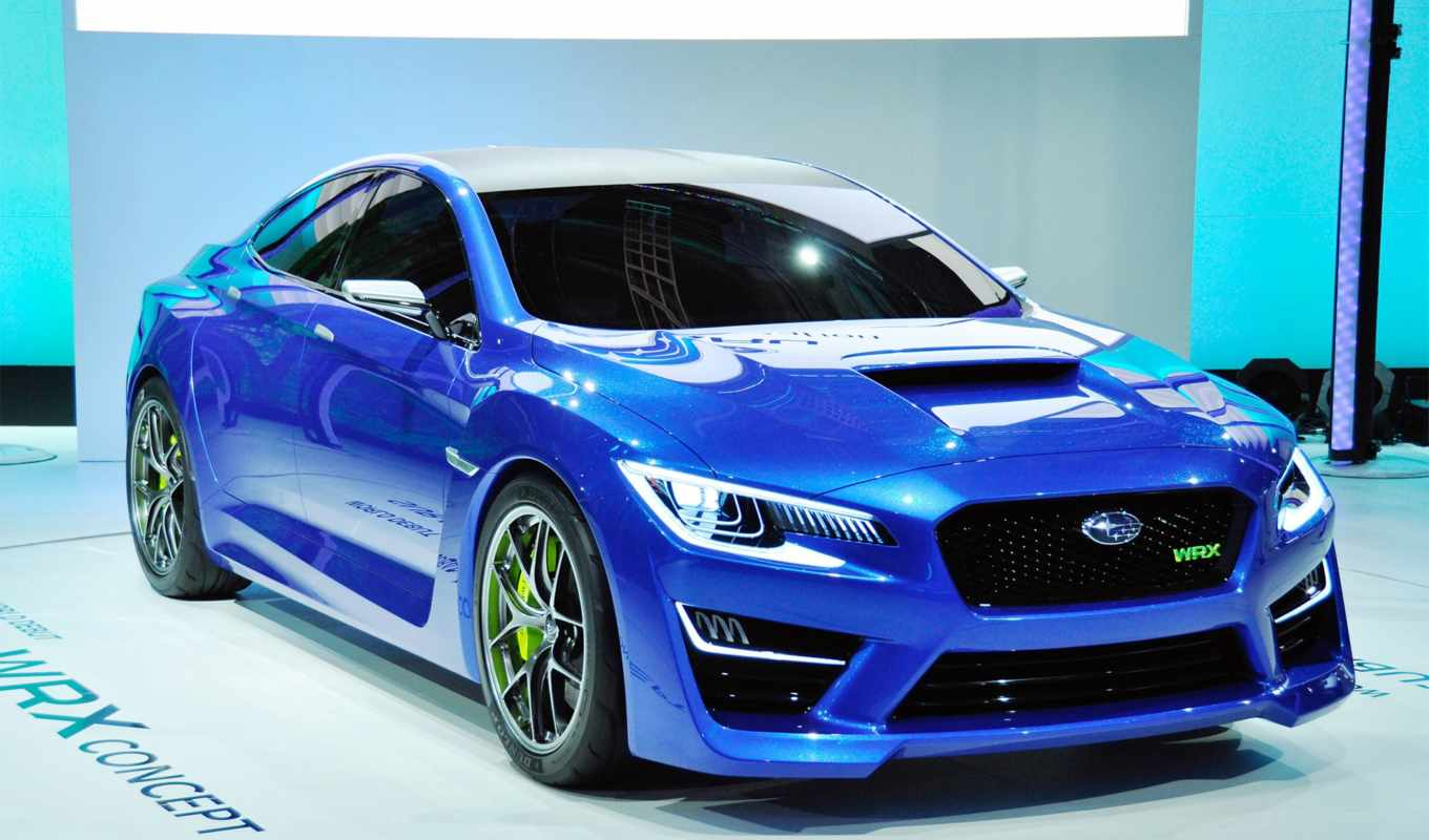 subaru, wrx, concept, frankfurt, francfort, european, show, debut, york, vehicle, new, motor,