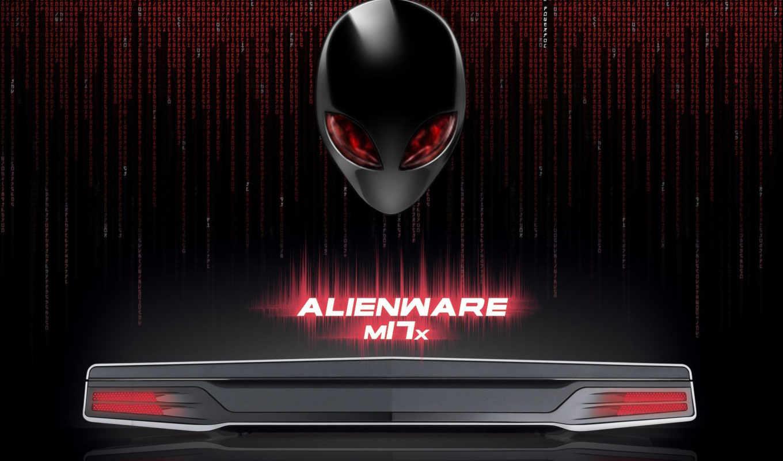 alienware, ноутбук, laptops, m17,