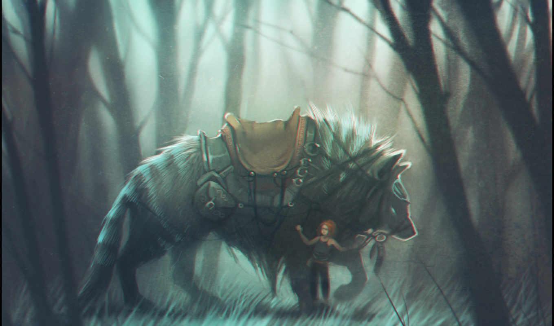 twitart, волк, gaudibuendia, фото, animal,