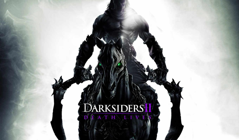 darksiders, издание, deathinitive, игры, оружие, воители, нежить,