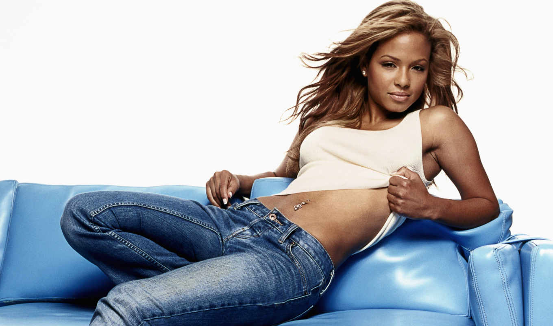 джинсы, skin, devushki, девушка, картинка, диван, кристина, milian, мулатка,