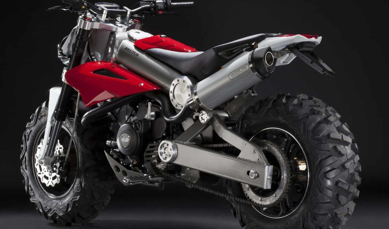 мотоцикл, brutus, внедорожник, нояб, со, которому, нужны, rover, дороги, мотоцикла, brute,